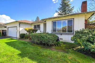Sonoma Single Family Home For Sale: 176 Temelec Circle