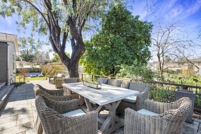 Healdsburg CA Single Family Home For Sale: $1,595,000