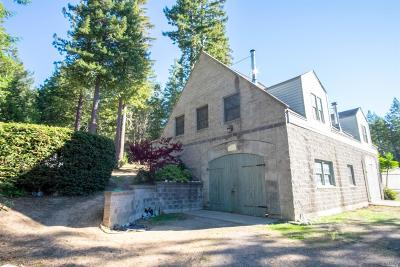 Gualala CA Single Family Home For Sale: $865,000