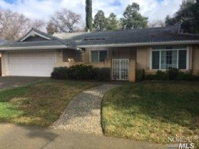 Vacaville Single Family Home For Sale: 391 Alamo Drive