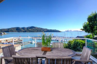 Tiburon Single Family Home For Sale: 73 Eastview Avenue