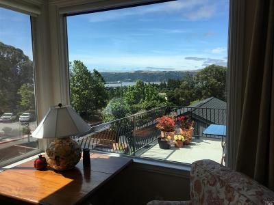 Benicia Single Family Home For Sale: 102 Mountview Terrace