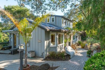 Kentfield Single Family Home For Sale: 114 Stetson Avenue