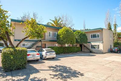 Lake County, Marin County, Mendocino County, Napa County, Sonoma County Multi Family 5+ For Sale: 5 F Street