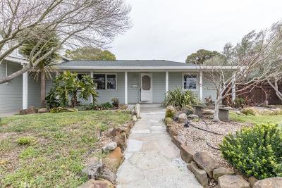 Napa CA Single Family Home For Sale: $505,000