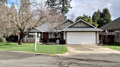 Ukiah Single Family Home For Sale: 1590 Crane Terrace
