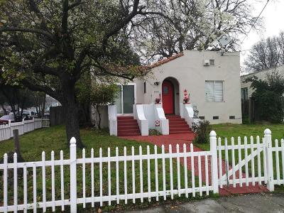 Vallejo Single Family Home For Sale: 1301 El Dorado Street