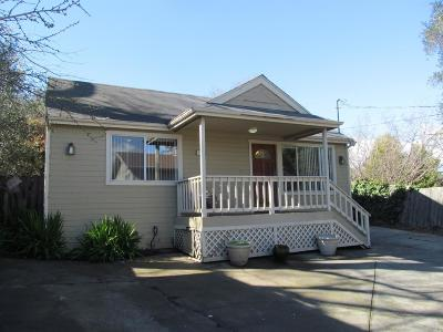 Vallejo Single Family Home For Sale: 1707 Santa Clara Street