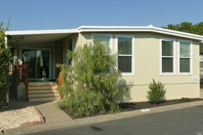 Yountville Mobile Home For Sale: 6468 Washington Street #226, 226