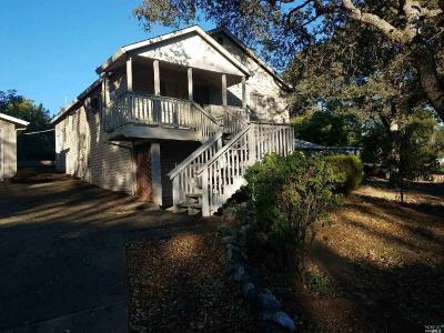 Clearlake Single Family Home For Sale: 4700 West 40th Road