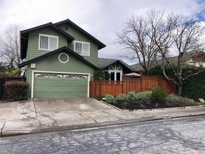Santa Rosa Single Family Home For Sale: 5625 Dempsey Place