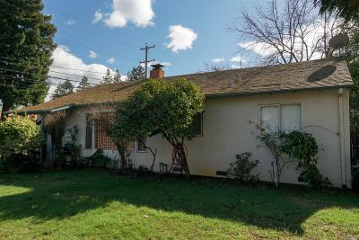 Mendocino County Single Family Home For Sale: 599 Peach Street