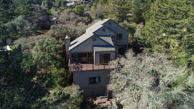 Santa Rosa Single Family Home For Sale: 1555 Los Olivos Road