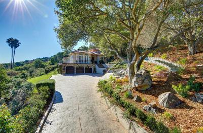 Tiburon Single Family Home For Sale: 141 Taylor Road
