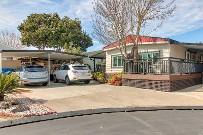 Yountville Mobile Home For Sale: 6468 Washington Street #150, 150