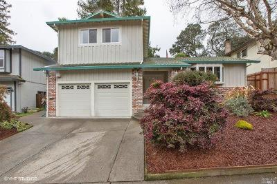 Petaluma Single Family Home For Sale: 1005 West Street