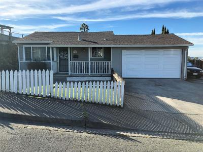 Vallejo Single Family Home For Sale: 353 Ladera Drive