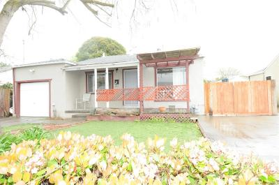 Vallejo Single Family Home For Sale: 1038 Caldwell Avenue