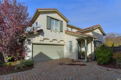 Vallejo Single Family Home For Sale: 6239 Newhaven Lane