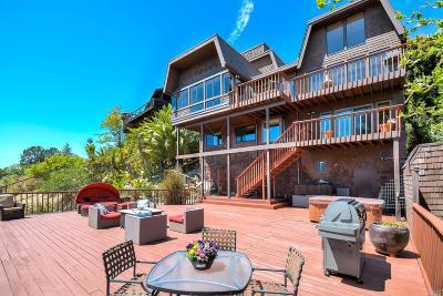 Marin County Single Family Home Contingent-Show: 104 Maywood Way