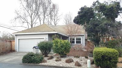 Santa Rosa Single Family Home For Sale: 1600 Arroyo Sierra Circle