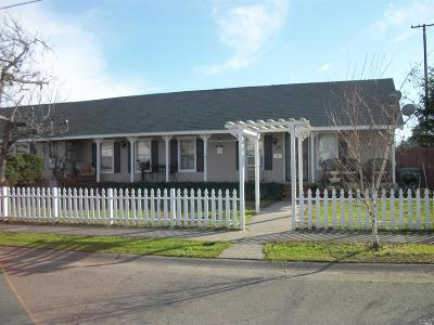 Solano County Multi Family 2-4 For Sale: 391 West Broadway Street