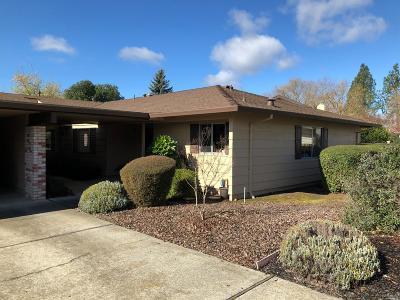 Santa Rosa Condo/Townhouse For Sale: 372 Twin Lakes Drive
