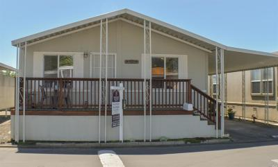 Santa Rosa Mobile Home For Sale: 290 Ricardo Avenue #204