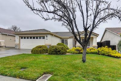 Vacaville Single Family Home For Sale: 607 Blossom Oak Court