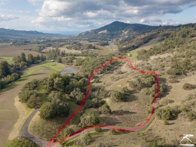 Sonoma County Residential Lots & Land For Sale: 3141 Matanzas Creek Lane