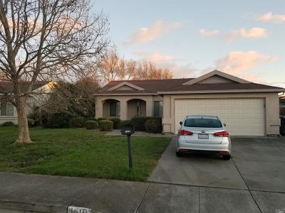 Suisun City Single Family Home For Sale: 1610 Paseo Flores Drive