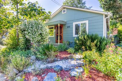 Ukiah CA Single Family Home For Sale: $369,000