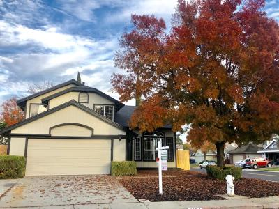 Vacaville Single Family Home For Sale: 6164 Vanden Road