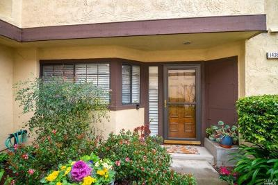 Contra Costa County, Alameda County Condo/Townhouse For Sale: 14386 Southeast Outrigger Drive