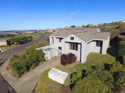 Bodega Bay Single Family Home For Sale: 640 Swan Drive