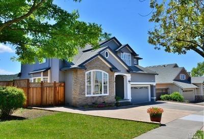 Santa Rosa Single Family Home Contingent-Show: 1404 Nighthawk Drive