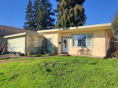 Ukiah Single Family Home For Sale: 273 Irvington Drive