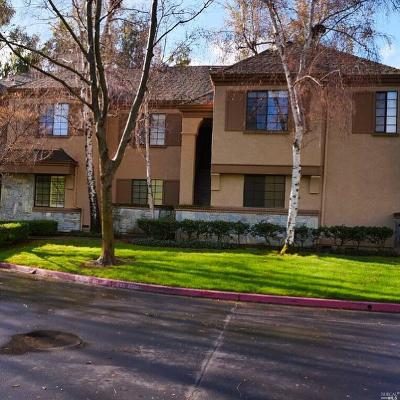 Contra Costa County, Alameda County Condo/Townhouse For Sale: 2000 Canyon Woods Drive #F