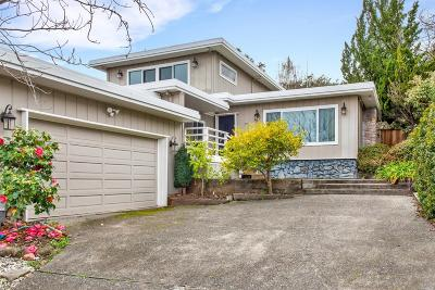 Petaluma Single Family Home For Sale: 715 Cindy Lane