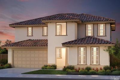 Vallejo Single Family Home For Sale: 8707 Aquamarine Drive