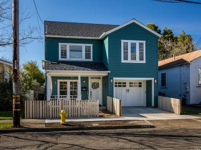 Petaluma Single Family Home For Sale: 228 5th Street