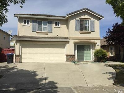 Solano County Single Family Home For Sale
