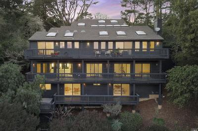 Mill Valley Single Family Home For Sale: 47 Ridge Avenue