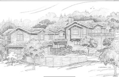 Marin County Residential Lots & Land For Sale: 580 Redwood Road