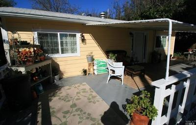 Kelseyville Mobile Home For Sale: 4355 Montezumz Way #61, 61