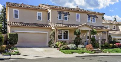 American Canyon Single Family Home For Sale: 90 Sarcedo Way