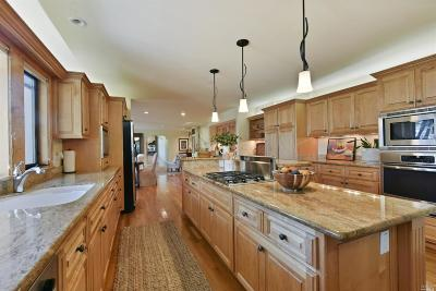 Healdsburg Single Family Home For Sale: 1017 Westside Road