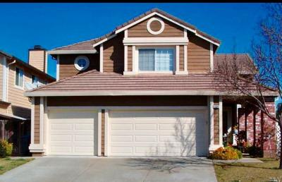 Vallejo Single Family Home For Sale: 254 Glenview Circle