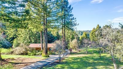 Occidental Single Family Home For Sale: 16910 Taylor Lane