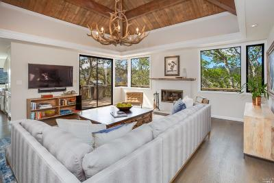 Marin County Single Family Home For Sale: 916 Valley View Lane